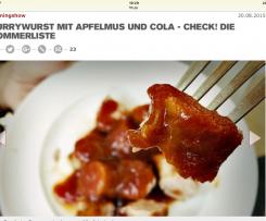 Currywurst Hitradio FFH