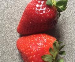 Erdbeer-Pfirsichmarmelade