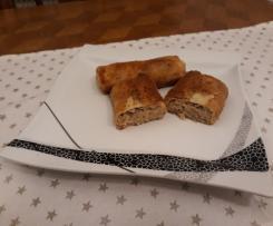 Polnische Kroketten mit Fleisch-Sauerkraut Füllung