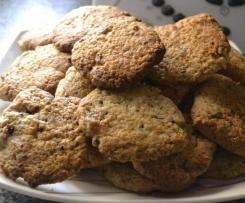 Ritter Sport Schokoladen Cookies