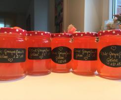 Pink Grapefruit Gelee