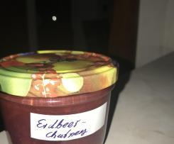 Erdbeer-Chutney