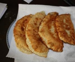 Puf Böregi (Blätterteig Böreg)