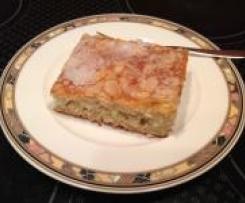 Ruckzuck Buttermilch-Kokos-Blechkuchen