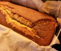 Süßkartoffelkuchen (Sweet Potato Caramel Mud Cake)