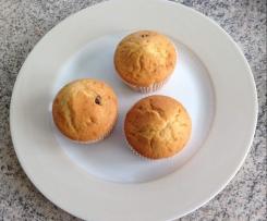 Ruck-Zuck Vanille-Muffins