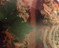 Thonmischung (Thunfisch) für Crackers, Brötchen oder Salat