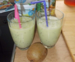 Kiwi-Ananas-Shake