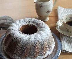 Schoko-Nusskuchen ruck zuck