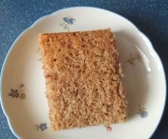 Lebkuchen lecker und locker