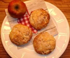 Apfel Bällchen