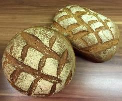 Variation von  Oberhausener Kumpelkruste - ohne Weizen und Malzbier