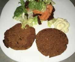 Burger Frikadellen vegan