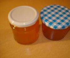 Quitten-Apfel Gelee