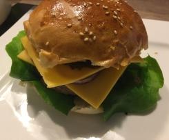 WEIZEN-BUNS - Burger Brötchen