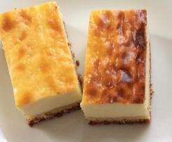 Käsekuchen mit Hefeboden (Käseplootz)