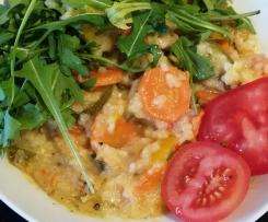 Gemüserisotto lecker und gesund
