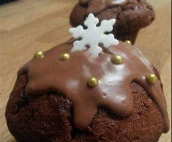 "Triple-Chocolate-Muffins aus ""Das Backbuch"""
