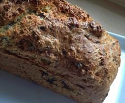 Oliven-Käse-Kuchen