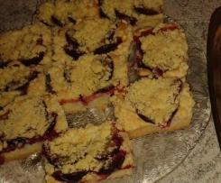 Obst-Streuselkuchen