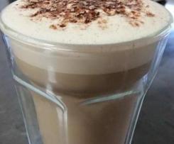 Cappuccino für 5 Personen gleichzeitig