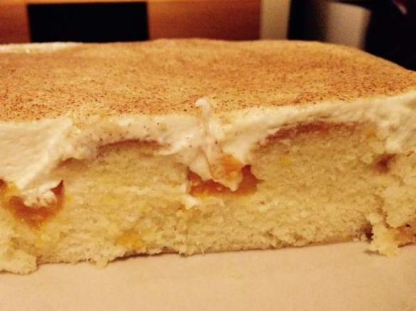 Mandarinen Schmand Blechkuchen Von Nicolsche9 Ein Thermomix