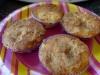 Apfelmuffins mit Zimtkruste