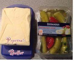 Peperoni-Butter