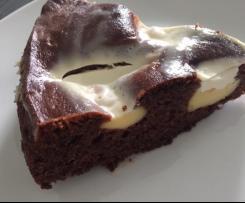 Schoko-Pudding-Kuchen