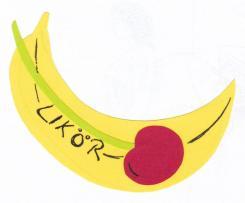 Kirsch - Banane Likör