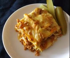 Lasagne - einfach kinderleicht