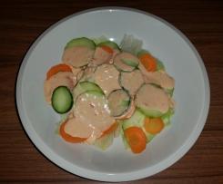 Die göttliche Salatsoße