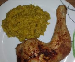 Curryreis á la Mama
