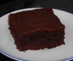 Schoko-Brownie