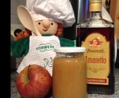 Apfel-Amaretto-Zimt Marmelade