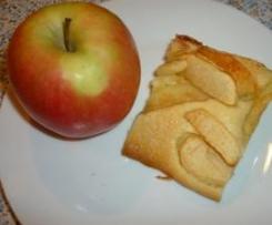Unser schnellster Apfelkuchen