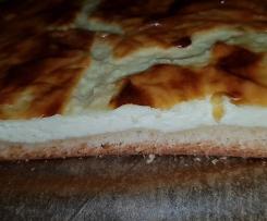 Fränkischer Käsplootz - Käsekuchen