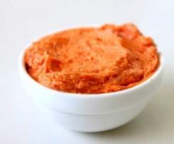 Tomaten Mandel Butter