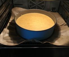 "Brasilianische Karottenkuchen ""Bolo de cenoura"""