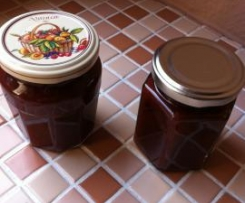 Zwetschgen- Marmelade mit Zimt