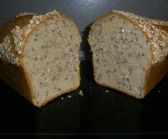 vollwertiges Brot mit leckerer Kruste