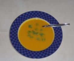 Kürbissuppe - einfach und lecker