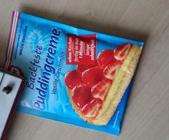 Streusselkuchen nach Oma gepimpt mit Pudding