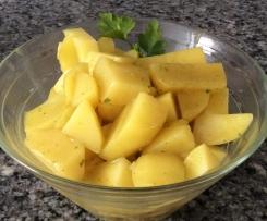 Petersilienkartoffeln - als Beilage