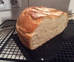 Dinkel Vollkorn Weizen Brot Zaubermeister