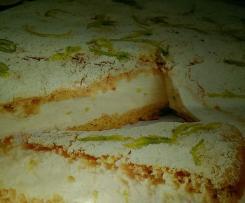 Limetten-Torte