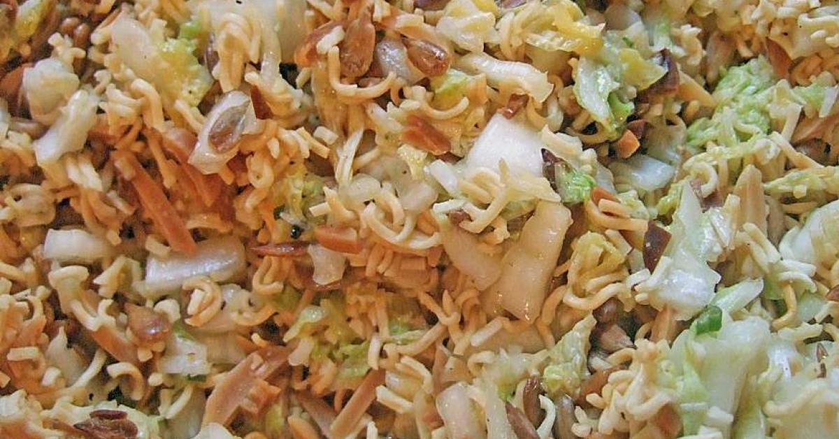 Yum Yum Salat Von Melwi Ein Thermomix Rezept Aus Der Kategorie