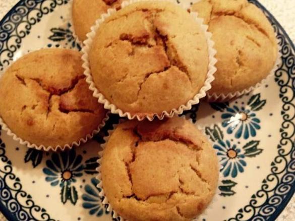 Apfelmusmuffins Zuckerfrei Von Freshbaby Ein Thermomix Rezept
