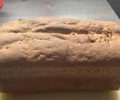 Variation Pfunds-Brot (Weizen-/Dinkelmehl)