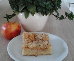Apfel Mandel Kuchen